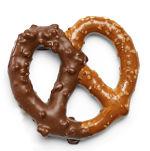 Chocolate Protein Pretzels