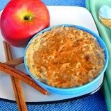 Oatmeal - Apple Cinnamon