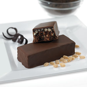 Chocolate Crispy Bar