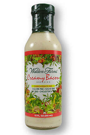 Creamy Bacon Dressing