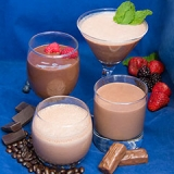 Chocolate Lovers Variety Shakes/Puddings
