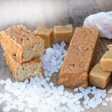 Sea Salt & Caramel Bar
