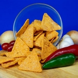 Spicy Nacho Chips