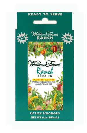 Walden Farms Travel Dressings
